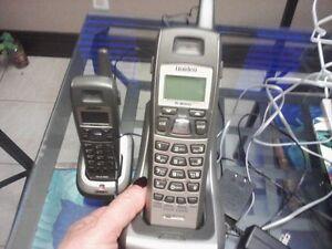 Uniden 5.8 GHZ &Vtech & Panasonic wireless home phone sets. West Island Greater Montréal image 1
