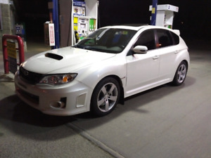2012 STI Sport Tech hatch 38k
