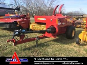 2013 NEW HOLLAND BC5070 HAYLINER SMALL SQUARE BALER