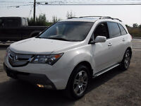 2008 ACURA MDX | TECH PACKAGE | WE FINANCE | NAVI | B/UP CAMERA