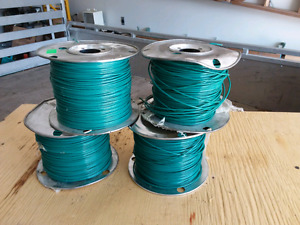 4 Rolls Stranded Copper Wire