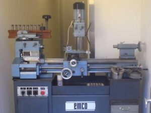 Lathe Mill combination Wanted or lathe with milling attachment