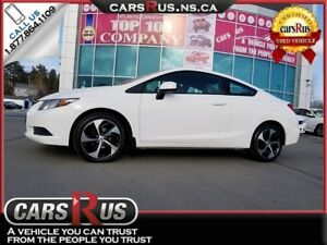 2013 Honda Civic LX Extended Warranty Mar12, 2019 or 120,000kms!