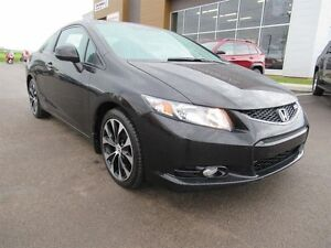 Honda Civic Cpe Si  2013