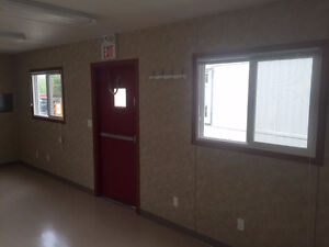 10' x 24' BRAND NEW Skidded Office Trailer For Sale or rent Strathcona County Edmonton Area image 5