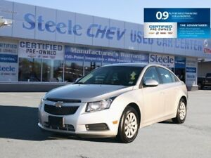 2011 CHEVROLET CRUZE LT Turbo - Payments as low as $49 weekly!!!