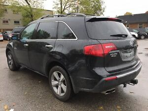 2011 ACURA MDX AWD * LEATHER * SUNROOF * REAR CAM * NAV * DVD *  London Ontario image 4