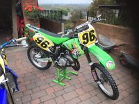 Kx 125 2007 not cr yz me crf yzf rmz
