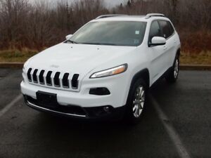 2017 Jeep CHEROKEE LIMITED HIGH ALTITUDE!!