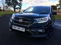 Honda CR-V 1.6 i-DTEC ( 160ps ) 4X4 2015MY Black Edition ONLY 8500 MILES