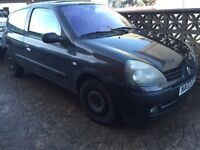 Clio 1.2 parts spares repairs everything available