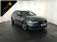 2014 AUDI A6 S LINE BLACK EDITION TDI AUTO ESTATE 1 OWNER FROM NEW FINANCE PX
