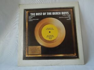 Beach Boys Vinyl Record LP