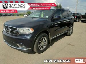 2017 Dodge Durango SXT  - $285.78 B/W - Low Mileage