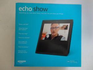 Amazon Echo Show Black Alexa BRAND NEW