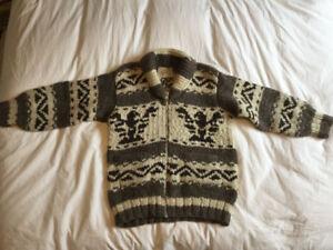 Cowichan Sweater [Vintage]