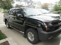 2003 Chevrolet Avalanche 2500 Pickup Truck