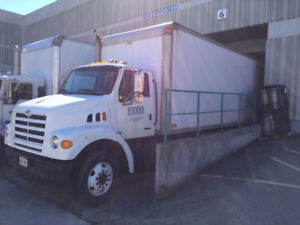 2000 Sterling Straight Truck for sale
