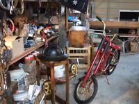 Porky,s Barn Sale 1540 HWY 62 in PEC
