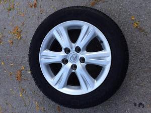 Michelin X-Ice 205/55 R16....Lexus IS 250....Toyota Corolla
