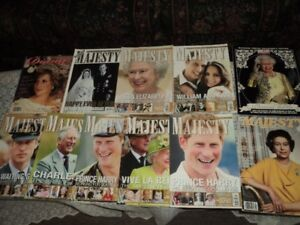 Majesty The Quality Royal Magazine  Sussex