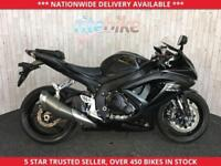 SUZUKI GSXR750 GSX-R750 K8 LOW MILEAGE VERY CLEAN ALL STANDARD 2009 09