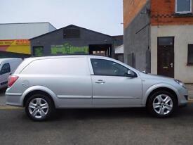 NO VAT! Vauxhall Astra van 1.7CDTi 16v Sportive full service history (9)