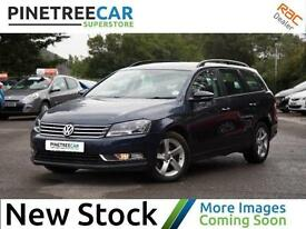 2012 VOLKSWAGEN PASSAT 1.6 TDI BlueMotion Tech S 5dr