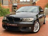 2010 BMW 1 Series 2.0 118i M Sport 2dr Convertible Petrol Manual