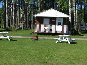 Lake View Cabin Rental - Weekly Rental