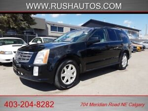 2005 Cadillac SRX - 3.6L V6, AWD, Leather
