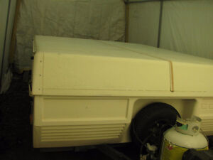 Wanted: Spot to Store Tent Trailer
