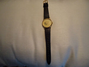 RARE NHL CANADIENS MEN'S WATCH - OFFICIAL NHL LICENSED PRODUCT West Island Greater Montréal image 3