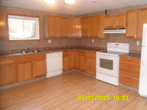 For rent 3 bedroom suite available April 1