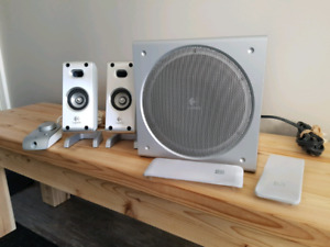 Logitech Z3 Computer speakers
