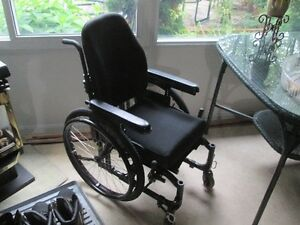 Wheelchair  14 x 18