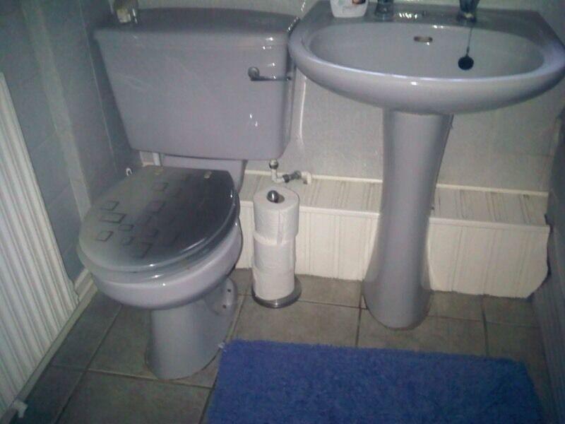 Grey Bathroom Suite In Whitchurch Bristol Gumtree