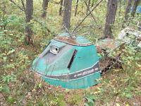 Free (and cheap) sleds for parts or restoration
