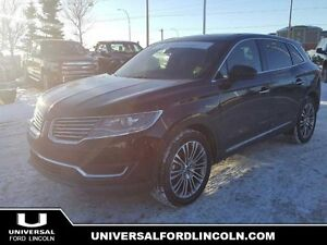 2016 Lincoln MKX Reserve AWD w/SYNC MyLincolnTouch Bluetooth, Na