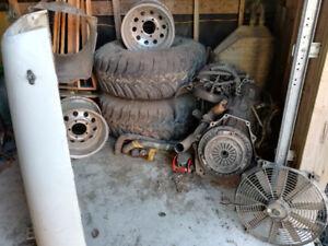 Jeep Parts - 95 YJ