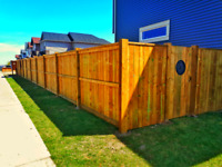 WTF! Book your Fence, Deck, or Postholes today.