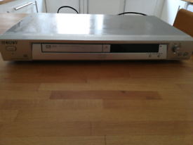 DVD and video player free to a good home!