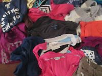 Clothes size small