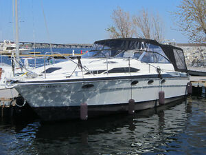bateau bayliner avanti diesel