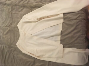 Cream colour shirt with open back Cambridge Kitchener Area image 2