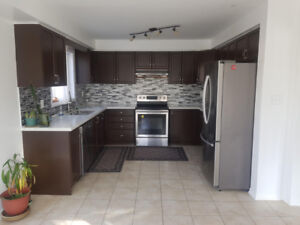 2200 Sqft  Semi with 4 BR + office + 2.5 WR In Stouffville