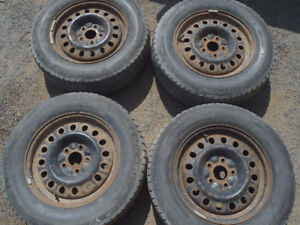4-235 65R17  Directional Winter Tires