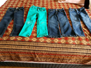 Size 5T pants new