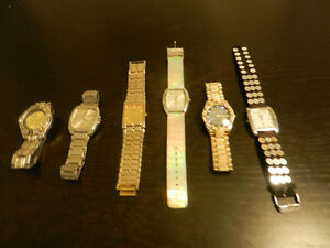 Inexpensive watches