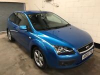 Ford focus 1.6 Zetec Climate *1 Female Owner* Heated Front Screen, Air Con, Alloys, 3 Month Warranty